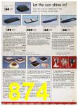1989 Sears Home Annual Catalog, Page 874