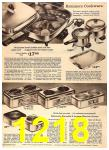 1960 Sears Fall Winter Catalog, Page 1218