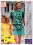 1991 Sears Spring Summer Catalog, Page 64