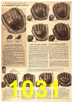 1958 Sears Spring Summer Catalog, Page 1031