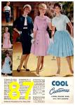 1962 Montgomery Ward Spring Summer Catalog, Page 87