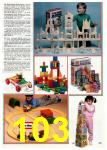 1985 Montgomery Ward Christmas Book, Page 103