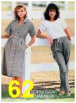 1988 Sears Spring Summer Catalog, Page 62