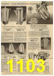 1961 Sears Spring Summer Catalog, Page 1103