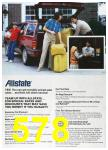 1986 Sears Spring Summer Catalog, Page 578