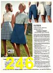 1969 Sears Spring Summer Catalog, Page 246