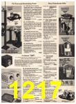 1978 Sears Fall Winter Catalog, Page 1217