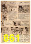 1963 Sears Fall Winter Catalog, Page 861