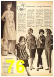 1962 Sears Fall Winter Catalog, Page 76