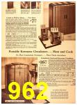 1940 Sears Fall Winter Catalog, Page 962