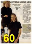 1979 Sears Fall Winter Catalog, Page 60