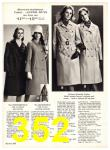 1971 Sears Fall Winter Catalog, Page 352