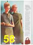 1967 Sears Fall Winter Catalog, Page 58