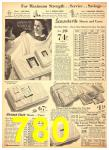 1940 Sears Fall Winter Catalog, Page 780