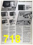 1986 Sears Fall Winter Catalog, Page 718