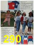 1991 Sears Spring Summer Catalog, Page 290