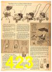 1958 Sears Spring Summer Catalog, Page 423