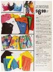1987 Sears Spring Summer Catalog, Page 71