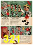 1961 Sears Christmas Book, Page 321