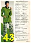 1977 Sears Spring Summer Catalog, Page 43
