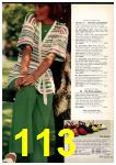 1977 Sears Spring Summer Catalog, Page 113
