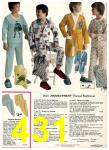 1976 Sears Fall Winter Catalog, Page 431