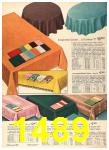 1960 Sears Fall Winter Catalog, Page 1489