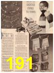 1960 Montgomery Ward Christmas Book, Page 191