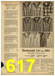 1962 Sears Spring Summer Catalog, Page 617
