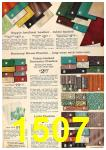 1962 Sears Fall Winter Catalog, Page 1507