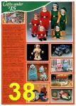 1985 Sears Christmas Book, Page 38