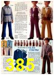 1972 Montgomery Ward Spring Summer Catalog, Page 385
