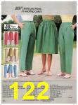 1983 Sears Spring Summer Catalog, Page 122
