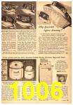 1958 Sears Spring Summer Catalog, Page 1006