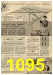 1961 Sears Spring Summer Catalog, Page 1095