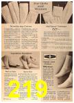 1963 Sears Fall Winter Catalog, Page 219