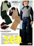 1974 Sears Fall Winter Catalog, Page 369
