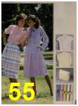 1984 Sears Spring Summer Catalog, Page 55