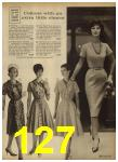 1962 Sears Spring Summer Catalog, Page 127