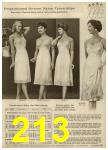 1959 Sears Spring Summer Catalog, Page 213