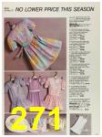 1987 Sears Spring Summer Catalog, Page 271