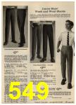 1965 Sears Spring Summer Catalog, Page 549