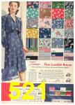 1942 Sears Spring Summer Catalog, Page 521