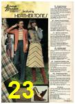 1976 Sears Fall Winter Catalog, Page 23