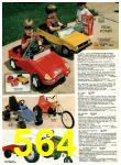 1982 Sears Christmas Book, Page 564