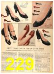 1956 Sears Fall Winter Catalog, Page 229