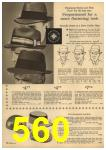 1961 Sears Spring Summer Catalog, Page 560