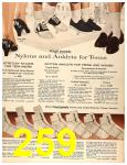 1956 Sears Fall Winter Catalog, Page 259