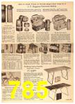 1960 Sears Fall Winter Catalog, Page 785