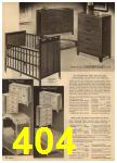 1965 Sears Spring Summer Catalog, Page 404